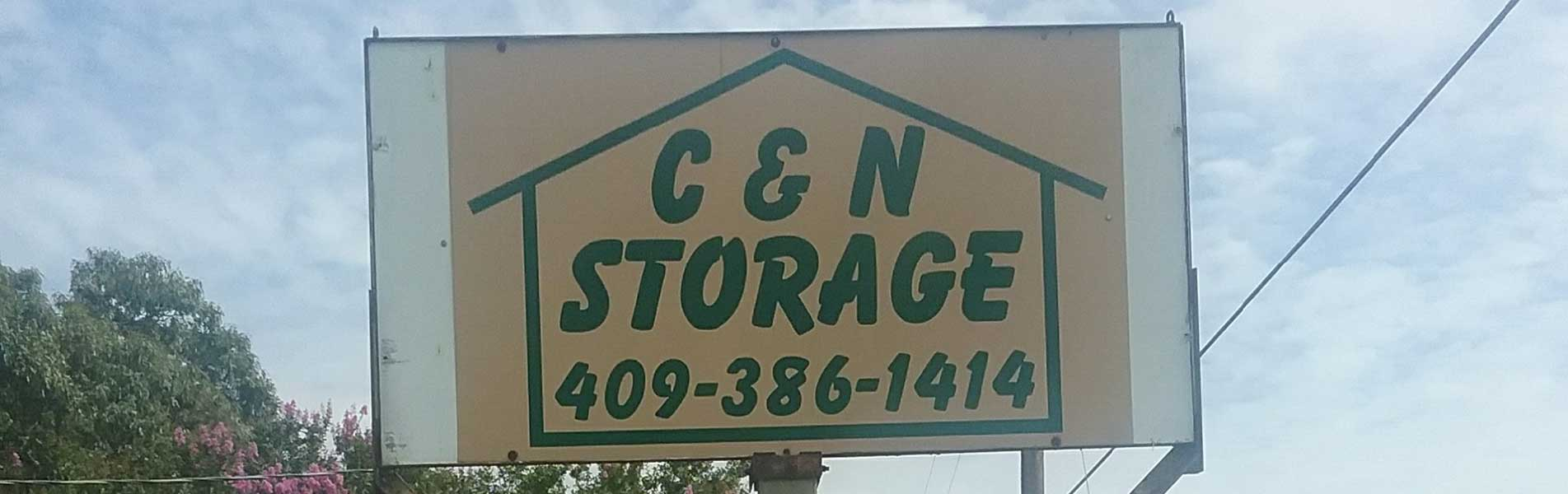 Self Storage Facility in Silsbee, Hardin County, TX
